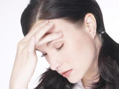 Kiedy w ciąży boli głowa