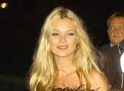 Kilka słów o Kate Moss