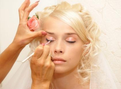 Kilka słów o makijażu ślubnym