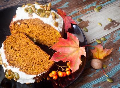 Kilka sposobów na to, aby przygotować ciasto dyniowe w wersji fit!