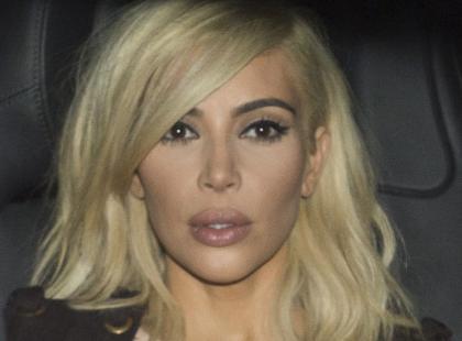 Kim Kardashian: czemu zmieniła kolor włosów?