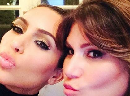 Kim Kardashian wyda książkę ze swoimi selfies!