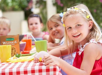 Kinderbal - co ugotować na przyjęcie dla dziecka?
