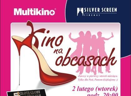 Kino Na Obcasach w Multikino Złote Tarasy w lutym