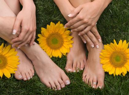 Kinotakara - oczyszczające plastry do stóp