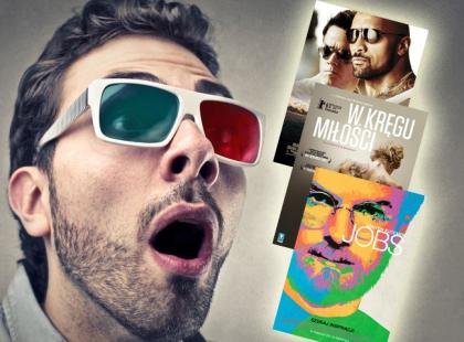 Kinowe premiery tygodnia - aż 8 propozycji!