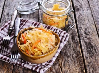 Kiszonki! Od wodnego kefiru po koreańską kapustę kimchi!