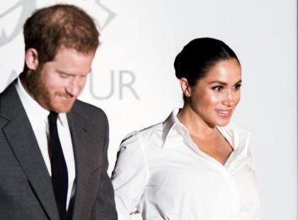 Klasa! Księżna Meghan udowadnia, że zaawansowana ciąża i moda idą w parze!