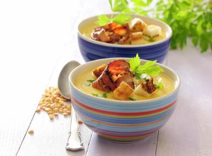Klasyczna wojskowa zupa - sprawdź nasze przepisy na grochówkę
