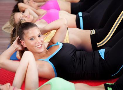 Klasyczne ćwiczenia na piękne ciało