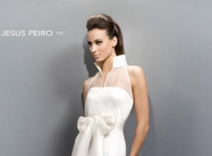 Klasyczne suknie ślubne Jesus Peiro 2011