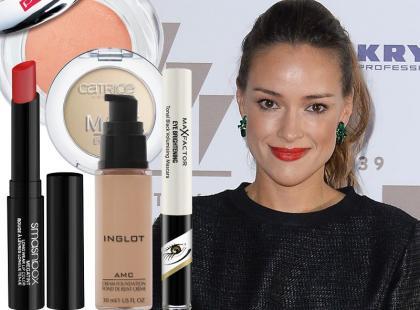 Klasyczny makijaż w stylu Alicji Bachledy-Curuś