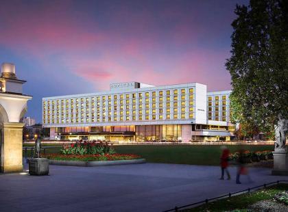 Klimatyczny hotel w samym sercu Warszawy
