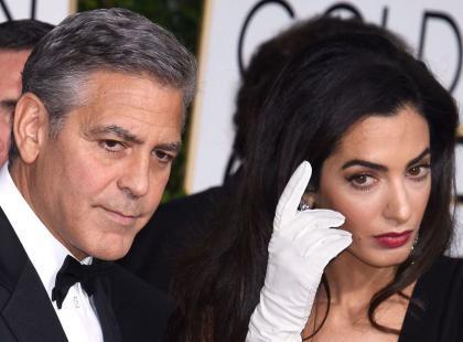 Kłopoty w raju? George Clooney nie chce mieć dzieci z Amal