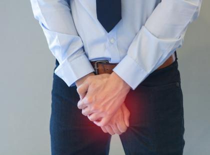 Kłopoty z prostatą