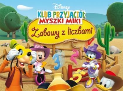 """""""Klub Przyjaciół Myszki Miki: Zabawy z liczbami"""" już na DVD!"""