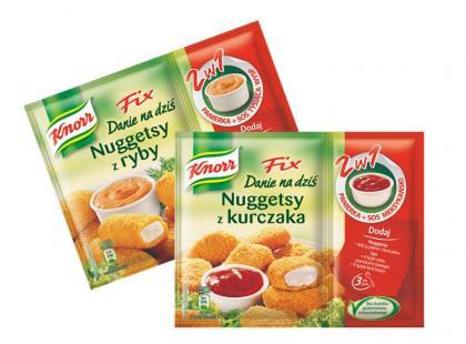 Knorr Nuggetsy – pyszni towarzysze spotkań