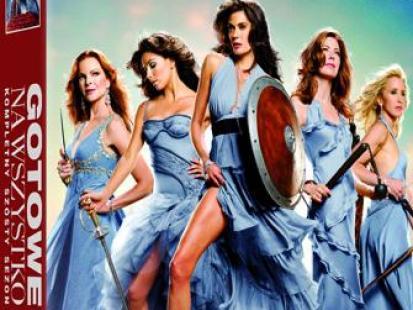 Kobiece seriale na DVD