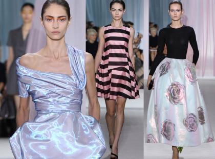 Kobiecy Dior na wiosnę 2013