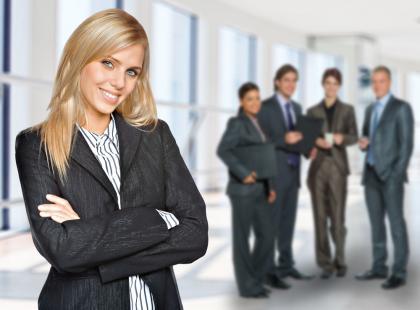 Kobiecy dresscode w pracy