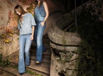 Kobiecy i rockowy Levi's - wiosna/lato 2009