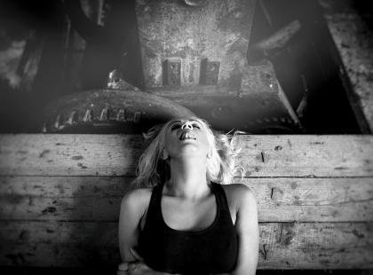 Kobiecy orgazm w obiektywie litewskiego fotografa