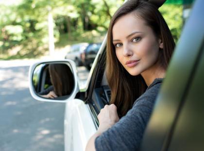 Kobieta pracująca jako kierowca? To coraz popularniejsze!