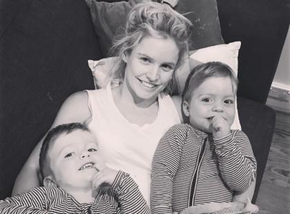 Kobieta siedząca w domu z dzieckiem nie pracuje? Ta mama dwójki dzieci walczy z takim myśleniem!