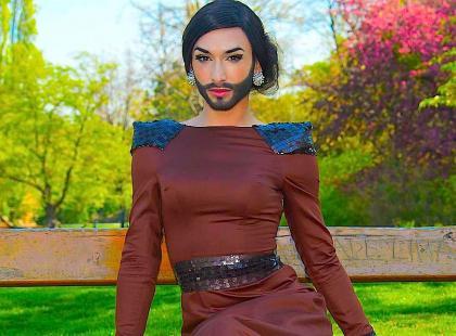 Kobieta z brodą zbije fortunę na wygranej w Eurowizji!