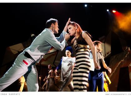"""""""Kobiety na skraju załamania nerwowego"""" - musical Teatru Rampa, który warto zobaczyć!"""
