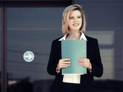 Kobiety na stanowiskach menadżerskich