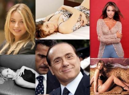 Kobiety Silvio Berlusconiego