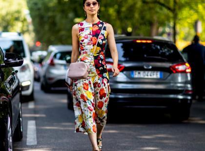 Kochamy kwiaty! Sukienki z tym motywem znajdziesz w kolekcji Orsay