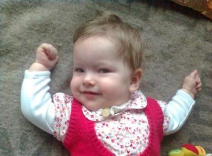 Kochamy Laurę - historia z bloga mamy chorej dziewczynki