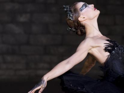 Koczek baletnicy - modna fryzura