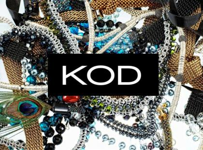 Kod - nowa marka biżuterii