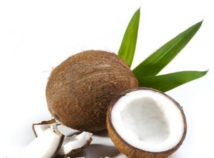Kokos - źródło błonnika