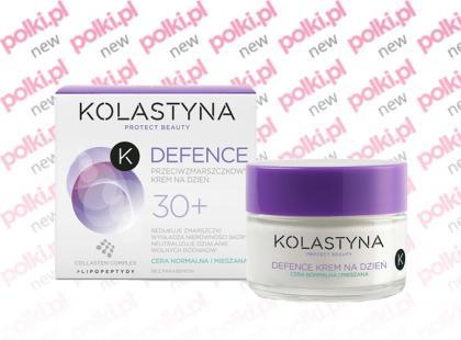 Kolastyna Defence 30+ - krem do twarzy
