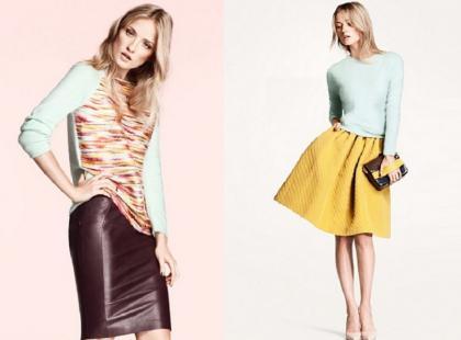 Kolejna odsłona jesiennego lookbooka H&M
