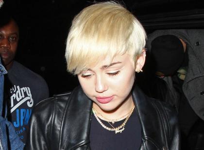 Kolejny skandal z Miley Cyrus w roli głównej!