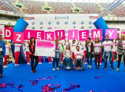 Kolejny sukces akcji charytatywnej Pomoc Mierzona Kilometrami!