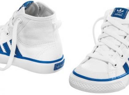 Kolekcja Adidas Originals blue label A.039