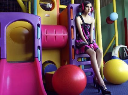Kolekcja Agnieszki Światło - lato 2009