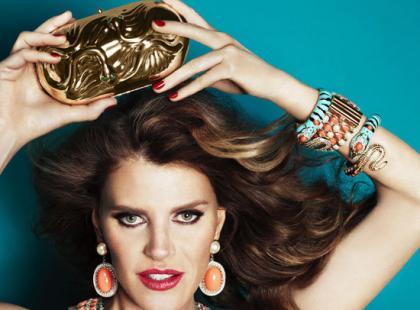 Kolekcja Anny Dello Russo dla H&M - hit!