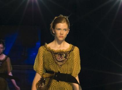 Kolekcja Beaty Jarmołowskiej na Fashion Week Poland 2009