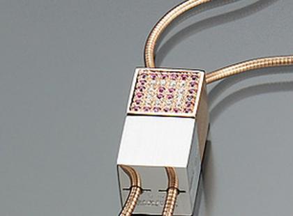 Kolekcja biżuterii Cablecar