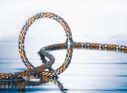 Kolekcja biżuterii Stretch firmy CHIMENTO