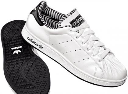 Kolekcja Black and White Adidas