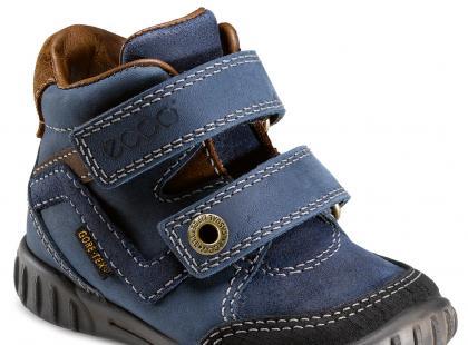 Kolekcja  butów Ecco dla dzieci na sezon 2010/2011