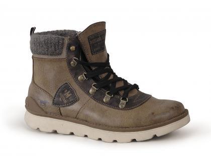 Kolekcja butów Mustang dla mężczyzn - jesień - zima 2012